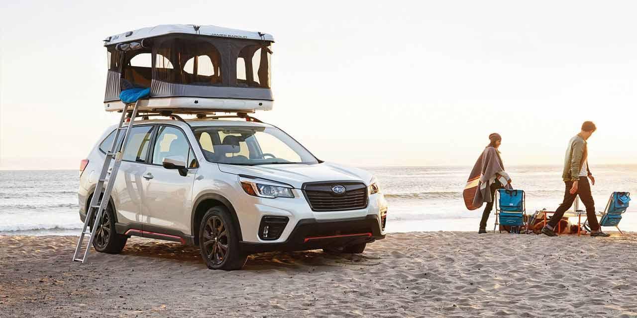 2019 Subaru Forester Offroad